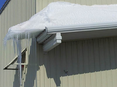 SnowGrip solves dangerous snow related problems