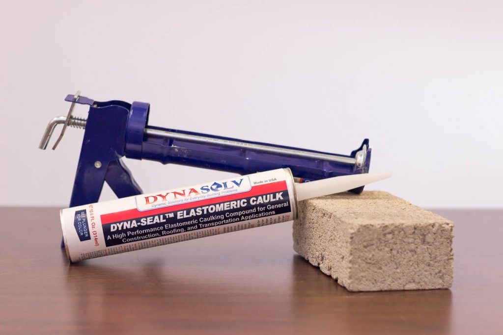 Dyna-Seal Elastomeric Caulk