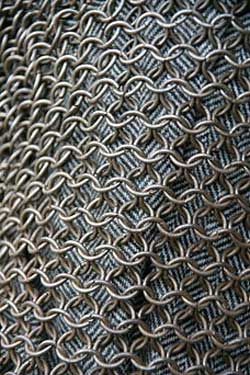 Chainmail vs Chain Link Crosslink Density Visualization